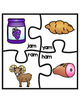 Rhyming CVC Word Puzzles