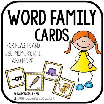 Rhyming Cards