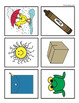 Rhyming Cards with Bingo Game