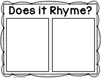 Rhyming Center