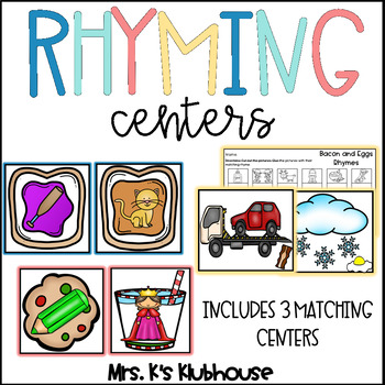Rhyming Centers