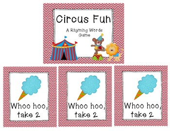 Rhyming Circus Game
