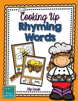 Rhyming Clip Cards