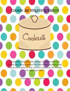 Rhyming Cookie Jars