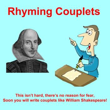 Rhyming Couplets Presentation