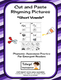 Rhyming Cut and Paste for Phonological Awareness--Perfect