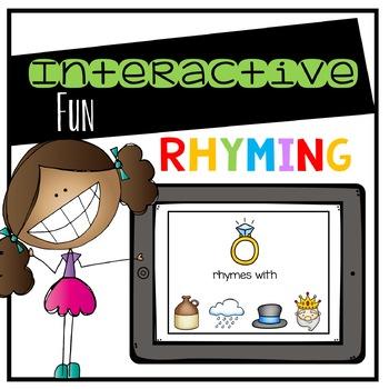 Rhyming Digital Interactive Fun