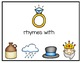 Rhyming Digital Interactive Fun (Digital Classroom)