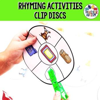 Rhyming Discs