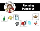 Rhyming Domino Game