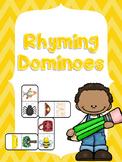 Rhyming Dominoes