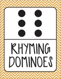 Rhyming Dominoes Game