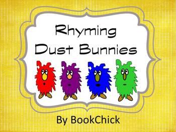 Rhyming Dust Bunnies Pack