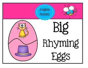 Rhyming Eggs