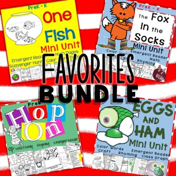 Rhyming Favorites Bundle