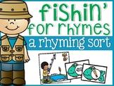 Rhyming Fishin' for Rhymes