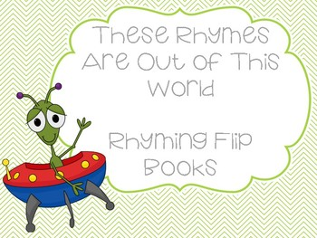 Rhyming Flip Books