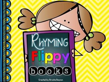 Rhyming Flippy Books