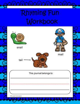 Rhyming Fun Book