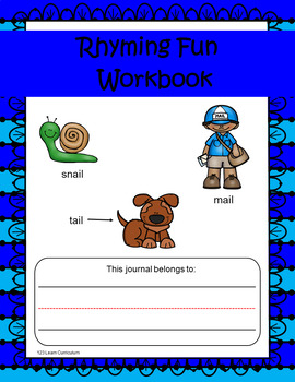Rhyming Fun Book