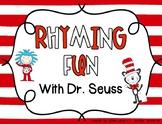 Rhyming Fun with Dr. Seuss