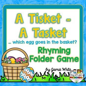Rhyming Game - FREE!