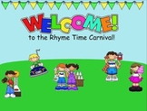 Rhyming Game - At the Carnival