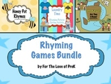 Rhyming Games Bundle