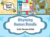 Rhyming Games Bundle