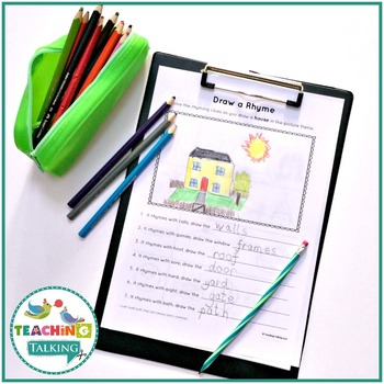 Rhyming Activities and Games
