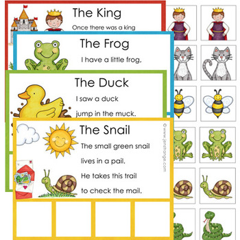 Rhyming Games and Activities - 10 resources for elementary instruction