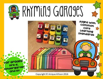 Rhyming Garages