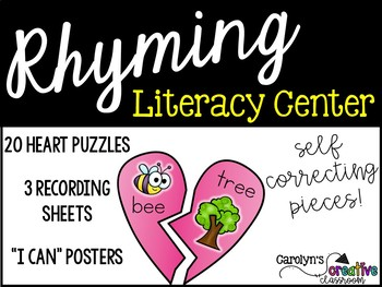 Rhyming Heart Literacy Center