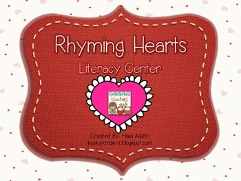 Rhyming Hearts Literacy Center