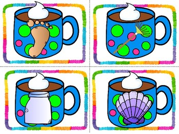 Rhyming Hot Chocolate & Doughnuts