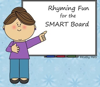 Rhyming Fun for the SMART Board