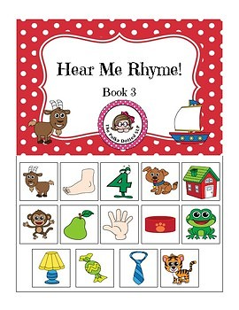 Rhyming Interactive Books