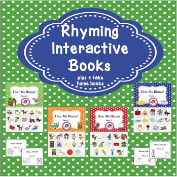 Rhyming Interactive Books