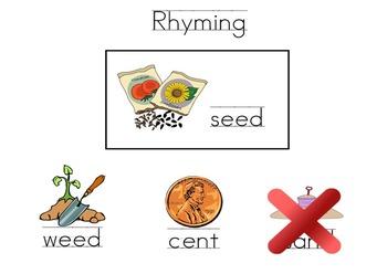 Rhyming Interactive Mimio