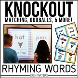 Rhyming KNOCKOUT {Rhyming Pictures & Words}