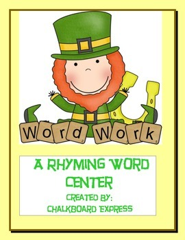 Rhyming Leprechaun Center