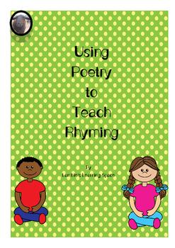 Teaching Rhyming Using Poetry Lesson Plans