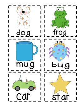 Rhyming Literacy Station Pack!