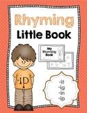Rhyming Little Book {-it, -ig, -in, -ip}