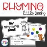 Rhyming Little Books BUNDLE
