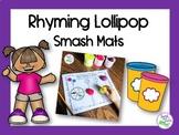 Rhyming Lollipop Smash Mats