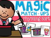 Rhyming Magic Match-Ups