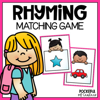 Rhyming Match Game