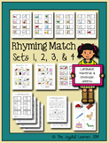Rhyming Match, Sets 1-4