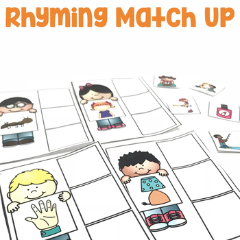 Rhyming Match Up
